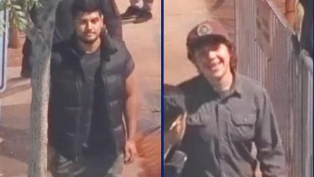 Buscan a sospechosos de robo de herramientas