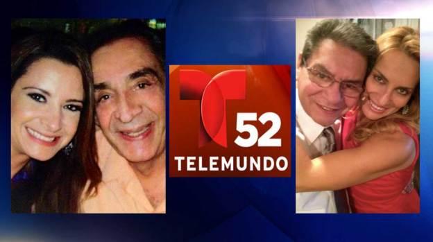 Fotos: Los papás de Telemundo 52