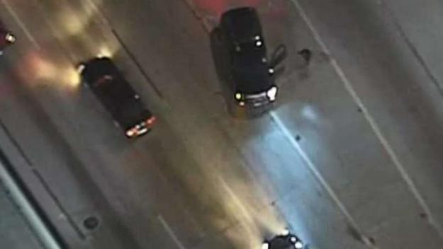 Peligrosa persecución termina en Autopista 110