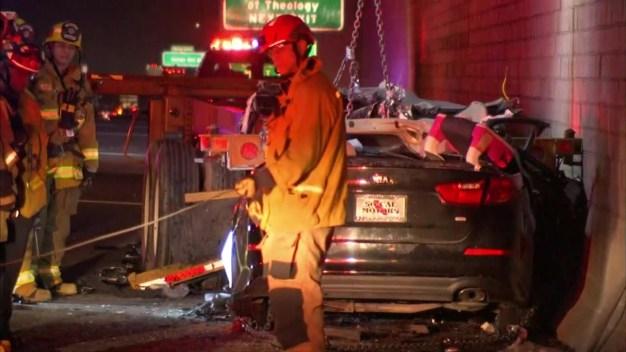 Choque deja 2 personas sin vida en Freeway 10