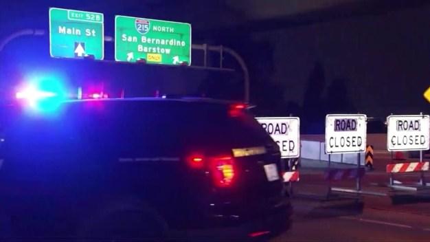 Cerraduras de la autopista 60 terminan el domingo