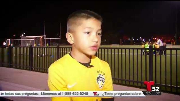 Atleta de la Semana: Niño vive y sueña fútbol