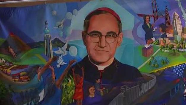 Cientos de católicos celebran a San Romero