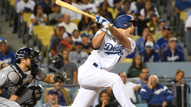 Seager remolca cuatro y Dodgers derrotan 7-5 a Rays