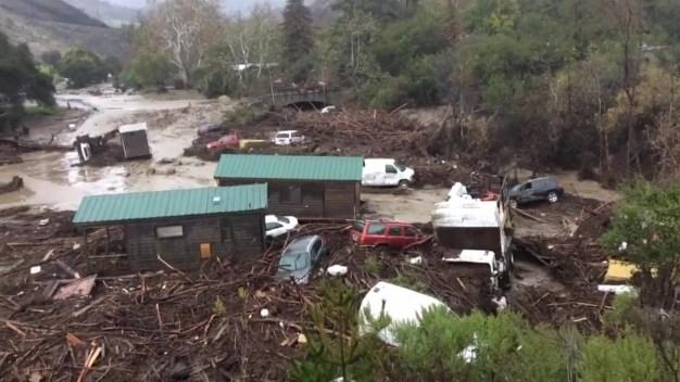 Una segunda tormenta trae estragos y una serie de avisos