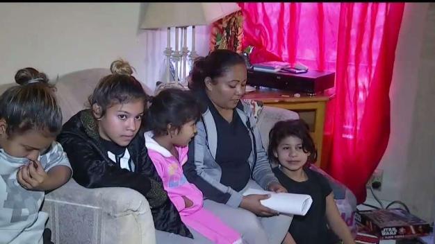 Decisión de un juez decidirá futuro de familia hondureña