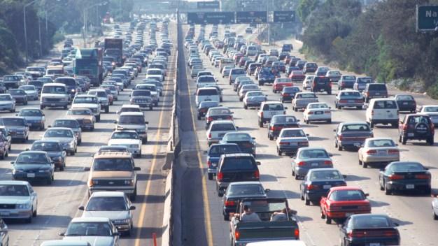 Vías del sur de California muestran malas condiciones
