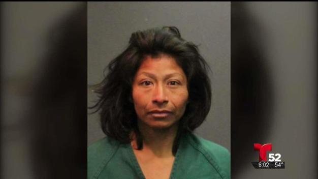Intento de secuestro por una indigente en Santa Ana