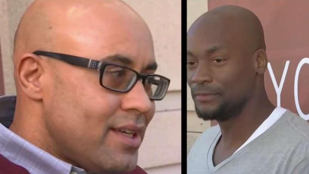 Liberan a dos hombres encarcelados por error