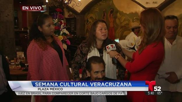Semana cultural veracruzana en Los Ángeles