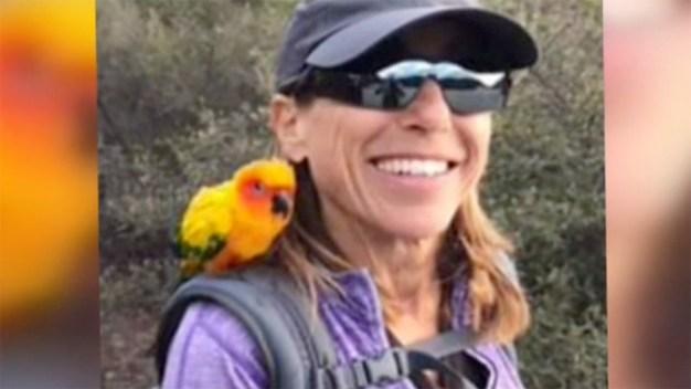 Hallan a campista perdida en área remota de California