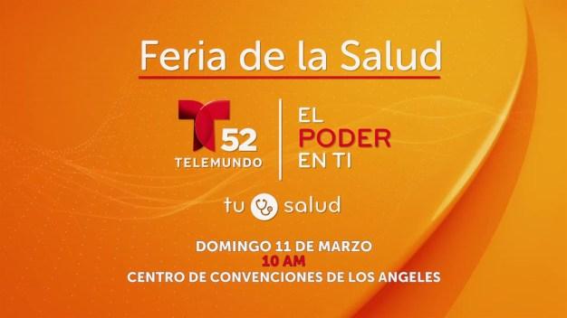 Feria de la Salud Telemundo 52}