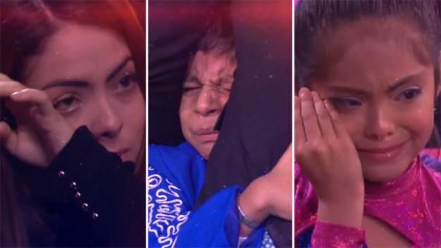 """Lágrimas y emoción en último episodio de """"Siempre Niños""""}"""