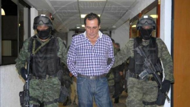 Cancillería cancela extradición de Héctor Beltrán Leyva