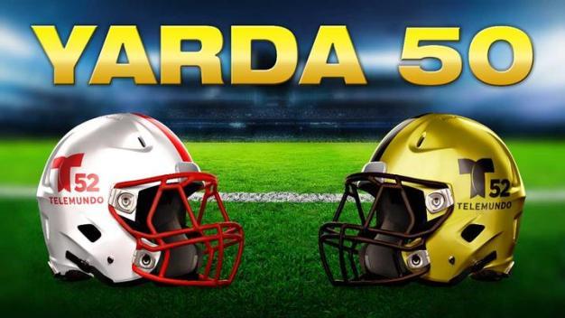 """Gran emoción por el deporte con """"Yarda 50"""""""