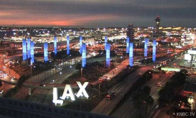 Pasajero infectado con sarampión viajó por LAX