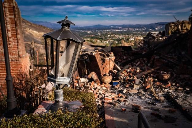 Análisis revela daños causados por Incendio Woolsey