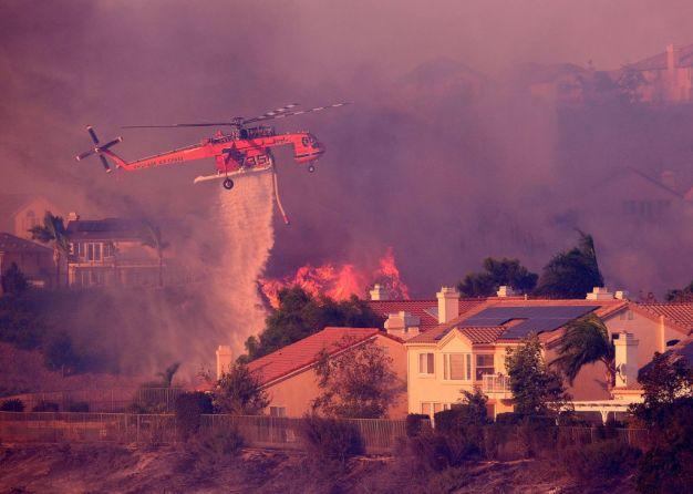 "Residentes afectados por ""Saddleridge"" esperan con ansias"
