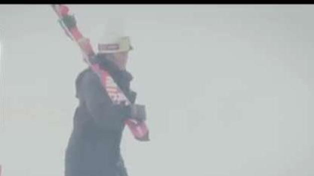 Récord de nieve en la Montaña Mammoth