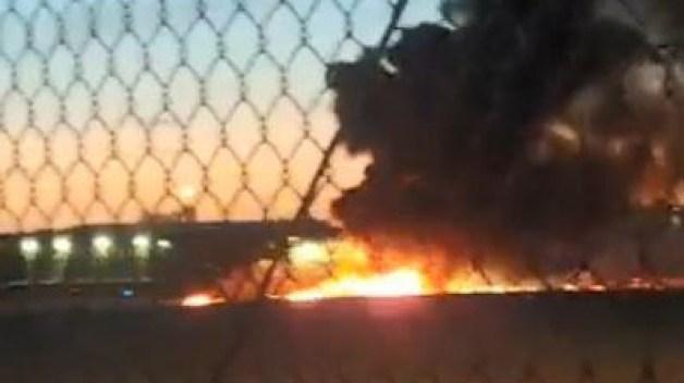 Muere piloto de avioneta que se estrelló en Fullerton
