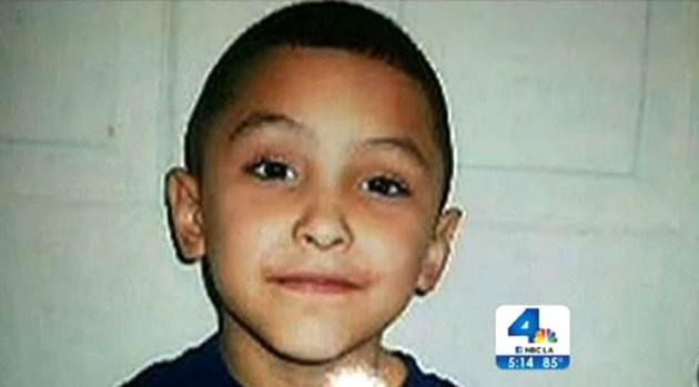 Imágenes sobre la trágica muerte del niño Gabriel Fernández