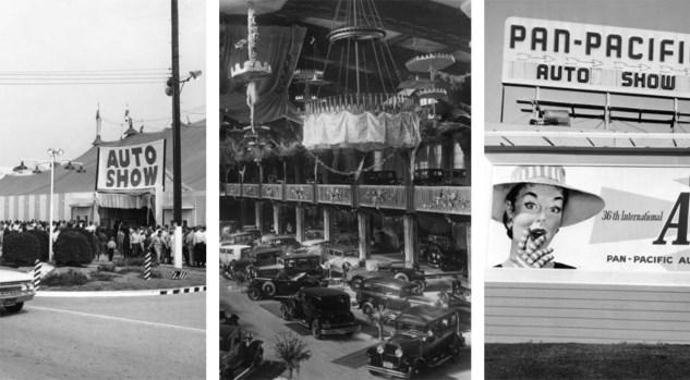 Fotos de los primeros días del Salón del Automóvil de Los Ángeles