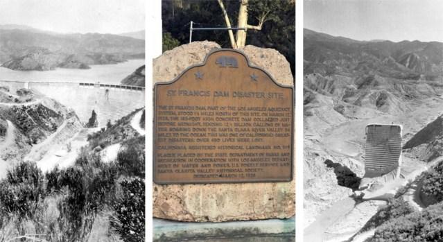 Marzo de 1928: Cuando la Represa de St. Francis causó muerte y destrucción a su paso
