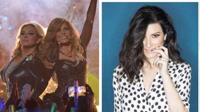 Tras cantar con Trevi, Chiquis se presentará con Pausini