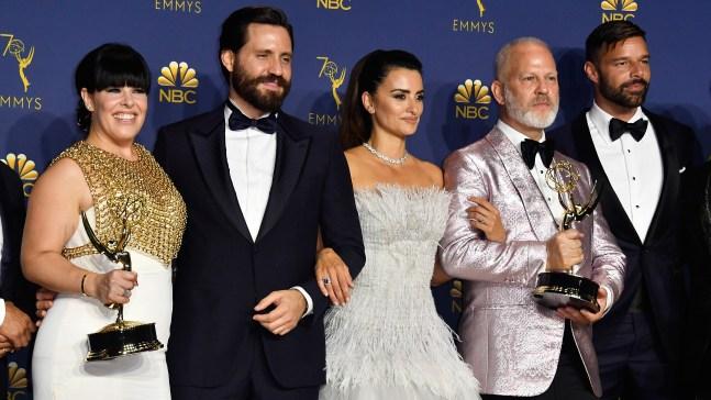 Los premios Emmy celebran la diversidad