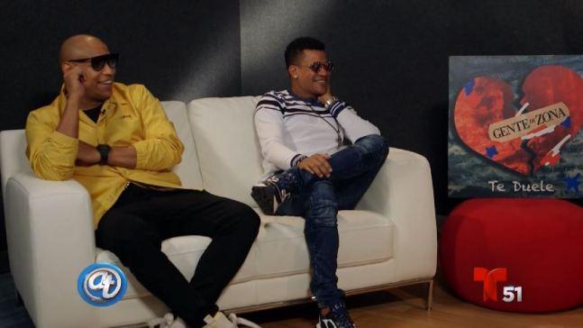 Gente de Zona transmitirá concierto desde Barcelona