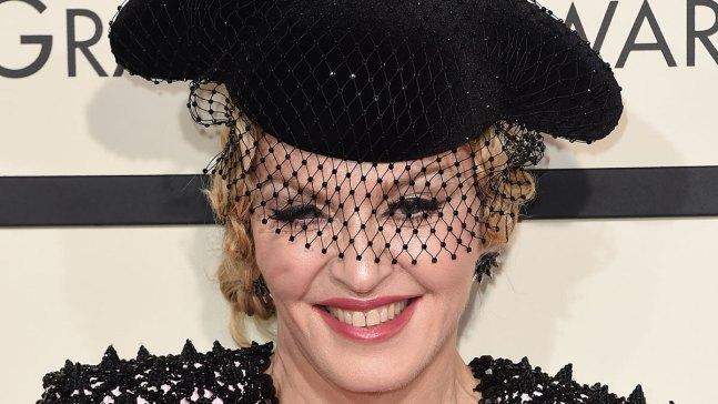 Madonna ve presidencia de Trump como una oportunidad