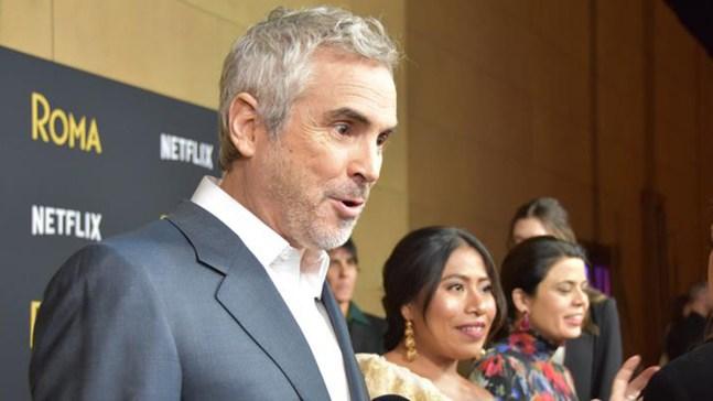 Alfonso Cuarón revela lo que lo motivó a filmar ''Roma''