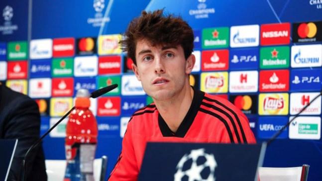 """Futbolista dice estar """"enamorado"""" de otro jugador"""