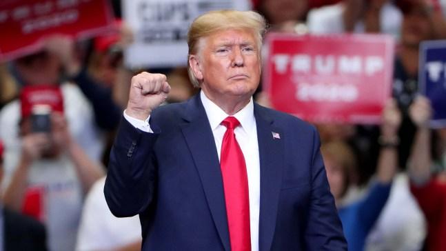 La insólita estrategia de Trump para captar el voto hispano