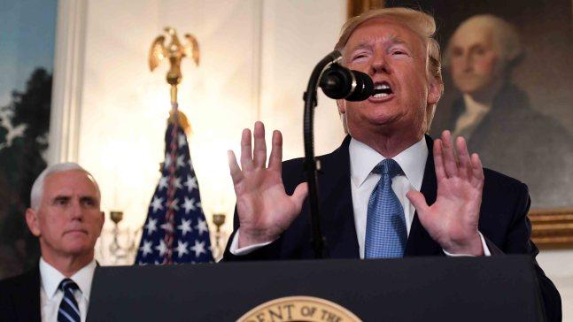 Trump anuncia tregua y levantamiento de sanciones a Turquía