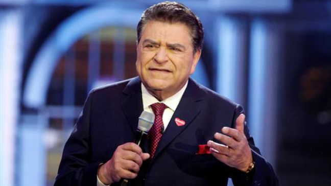 Don Francisco lamenta la desigualdad en Chile