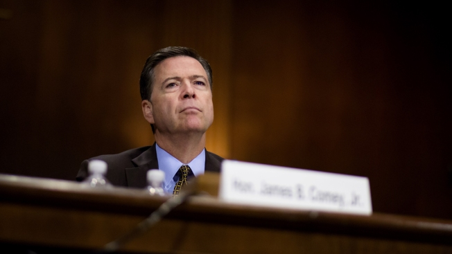 Trump despide a director de FBI, James Comey