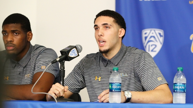 Fuerte rumor de que LiAngelo Ball dejará UCLA
