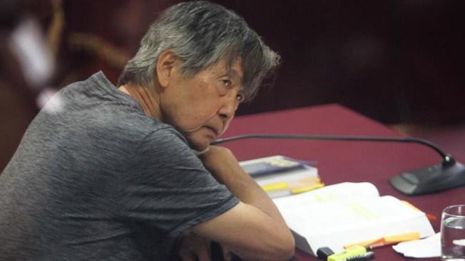 Perú: tribunal ordena que Fujimori sea juzgado por matanza