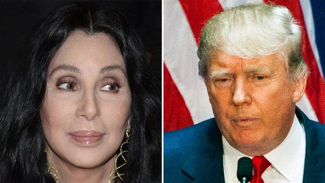 Cher insulta a Donald Trump en Twitter