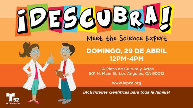 ¡Descubra! en La Plaza de Cultura y Artes