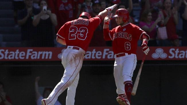 Angelinos caen ante los Astros de Houston 6-2