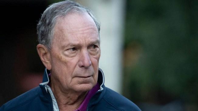 Bloomberg se registra como candidato en las primarias en Arkansas