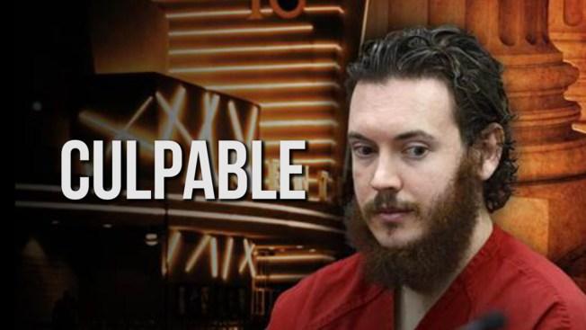 James Holmes enfrenta la pena de muerte