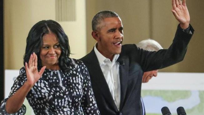 Los Obama producirán proyectos para Netflix