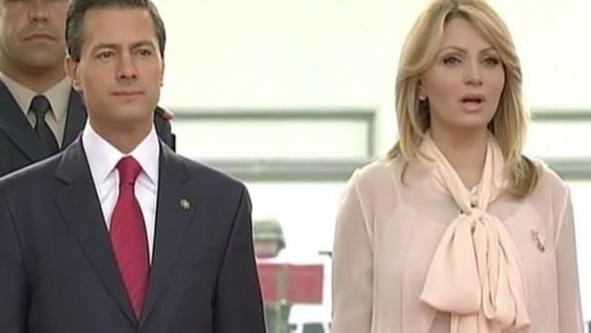 Peña Nieto niega crisis matrimonial