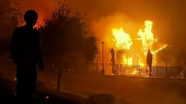 Cuestionan limpieza en California tras incendios