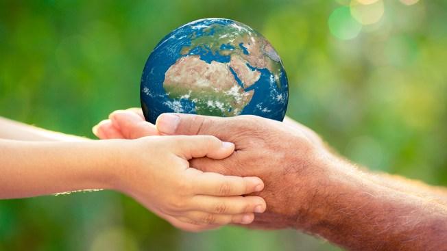 Hoy, Día Internacional de la Madre Tierra