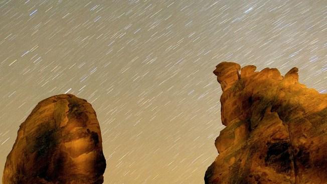 """La luna """"saboteará"""" el disfrute de la lluvia de meteoros"""