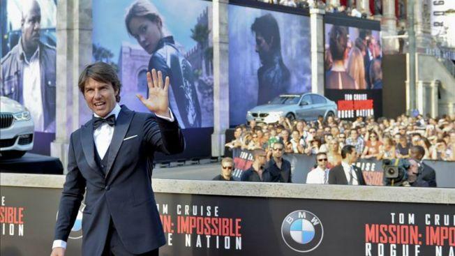 """Lo que no sabes de la nueva """"Mission: Impossible"""""""